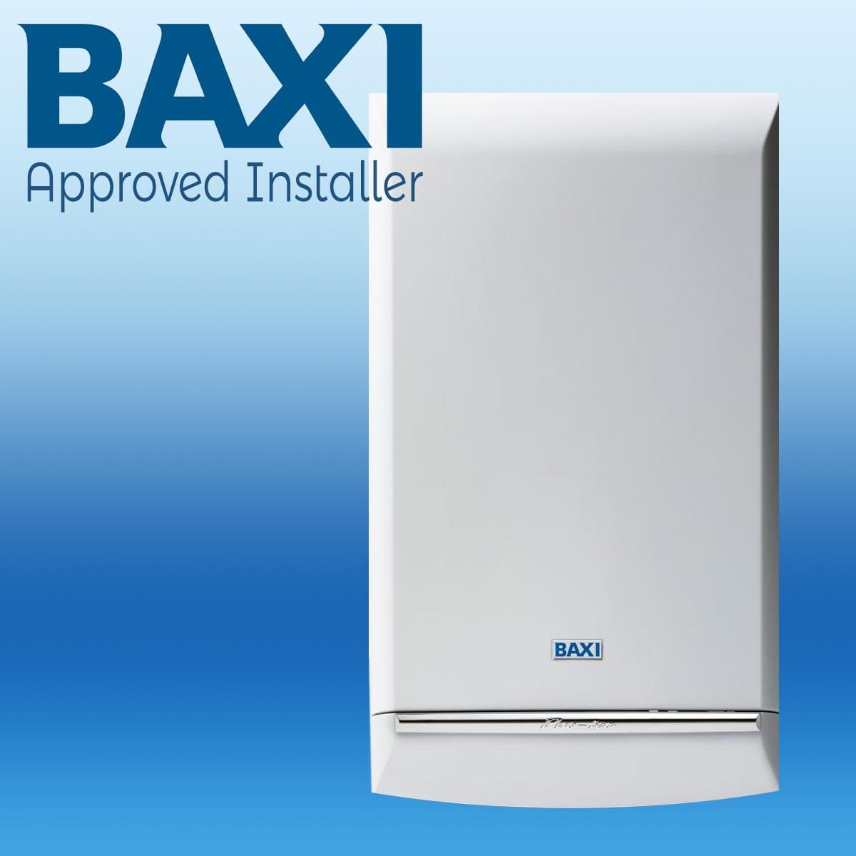 baxi boiler installation