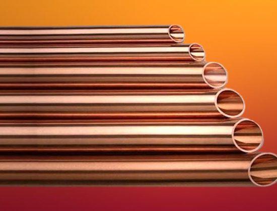 Copper pipe sizes