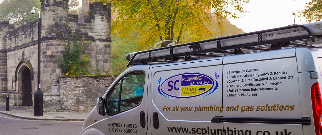 plumbing and gas services in Tamworth area